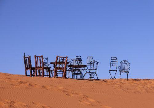 Morrocan Desert