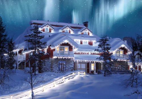 Santa's Home Lapland