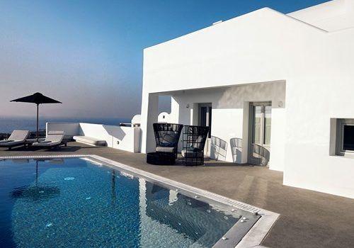 Luxury Villas Sunset Sea View