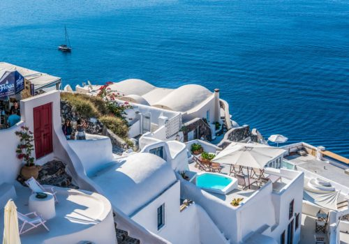 Greek Islands: The Out Of Office Collection