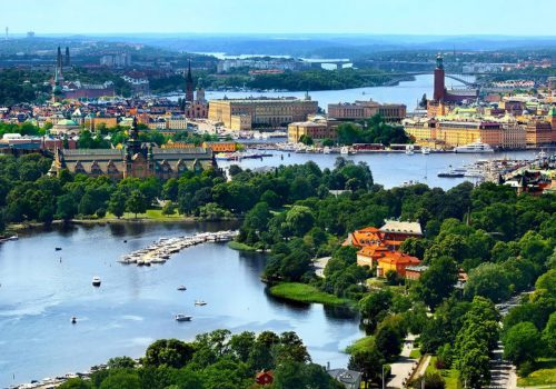 Gay Group Trip: Norway And Stockholm