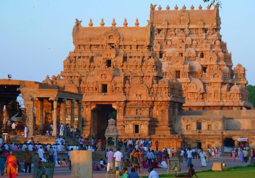 Temples Of Southern India