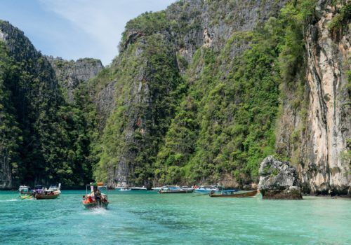 Gay Group Trip: Sailing Thailand (Patong, Koh Hong And Phuket)