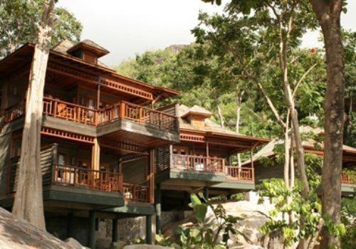 the hilton seychelles