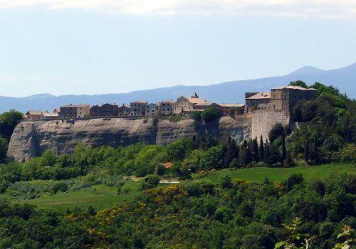 trevinano viterbo Italy