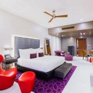 Ultra Mousai Corner Suite