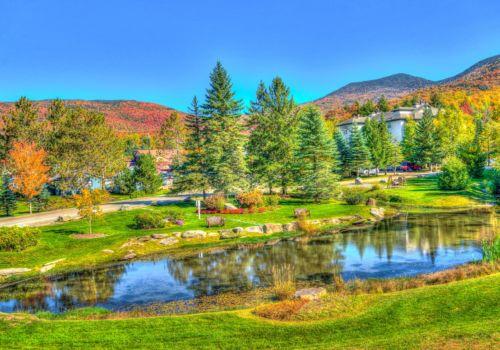 Stowe Vermont USA