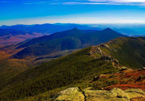White Mountains New Hampshire USA