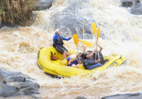 Whitewater Rafting in Sri Lanka