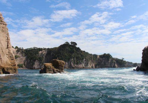 Whitiangia coast New Zealand