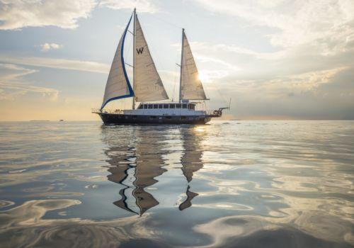 W Retreat And Spa Maldives sea
