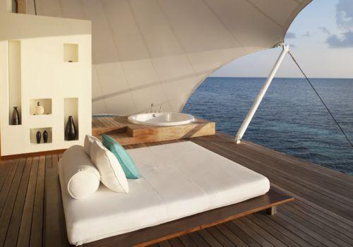 W Retreat And Spa Maldives spa