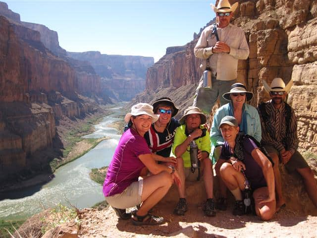 LGBT group trip Grand Canyon